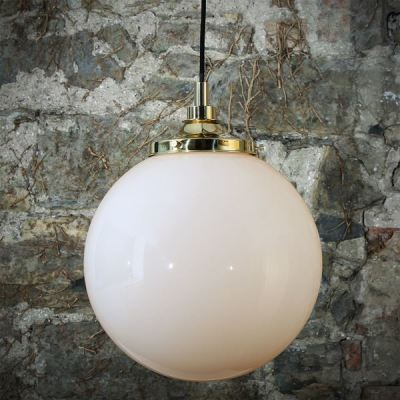 Pelagia Pendant Light Polished Brass