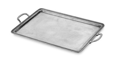 Pewter Tray Medium