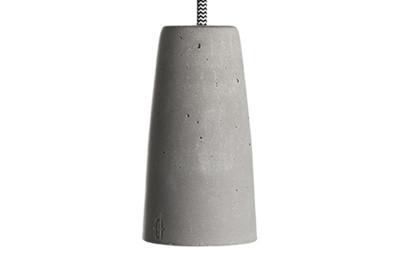 Phari Concrete Pendant Light 100 cm Cable Lenght