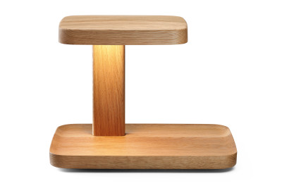Piani Big Table Lamp Oak
