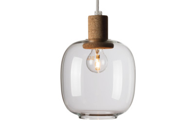 Picia Pendant Light Clear