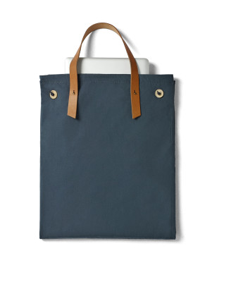 Picnic Tote Blanket Light Grey