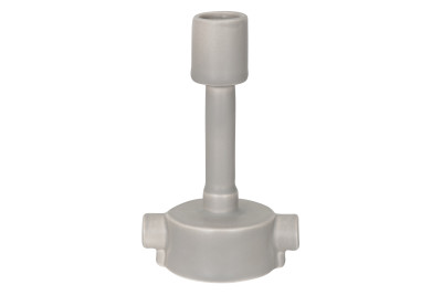 PIP Candle Holder Grey, Small