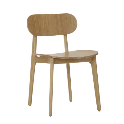 PLC Dining Chair Ex-display, Oak