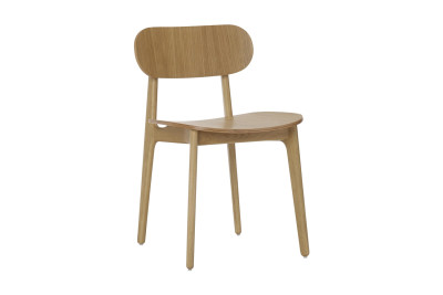 PLC Dining Chair New, Red