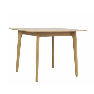 PLC Dining Table New, Oak