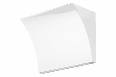 Pochette Wall Light Up/Down, Shiny White