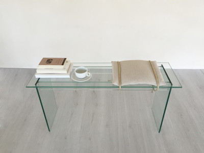 Popolo Bench Transparent