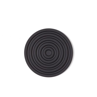 Pottery Series Trivet Black Stoneware