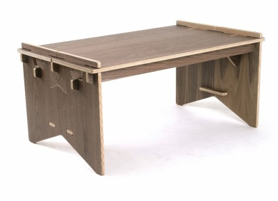 Prima Coffee Table Maple Top and Legs