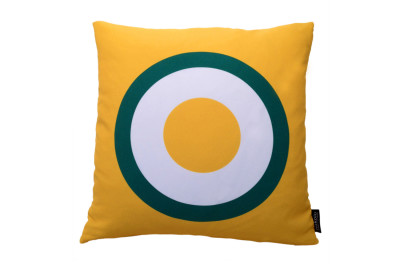 Printed Cushion Cover & Infill Pad, Fried Egg