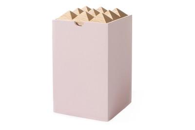 Pyramid Small Box Rose