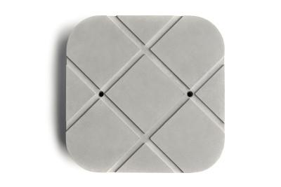 Quadrata X Concrete Wall Light Quadrata X