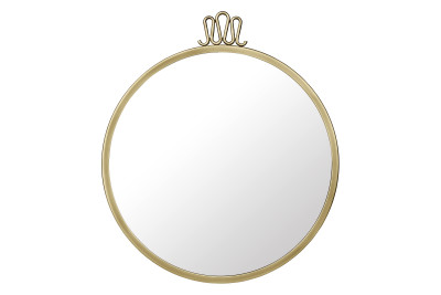 Randaccio Circular Wall Mirror Small