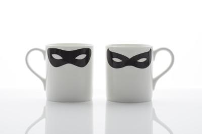 Robin Zorro Mask Mug