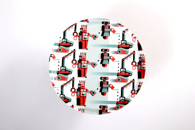 Robots Tray