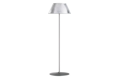 Romeo F Floor Lamp Moon, Glass