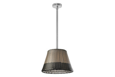 Romeo Outdoor C1 Pendant Light Panama, 60 cm Cable, Halogen