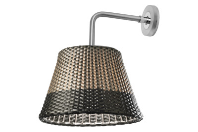 Romeo Outdoor W Wall Light Panama, Halogen