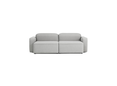 Rope Modular Sofa 100 Narrow Right Armrest Fame 60005