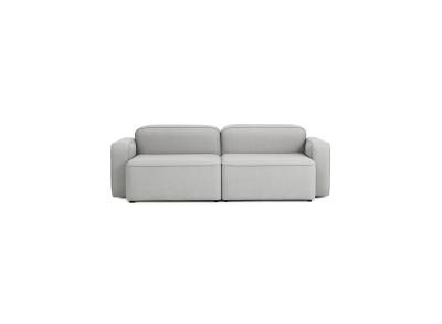 Rope Modular Sofa 100 Narrow Right Armrest Fame 60005