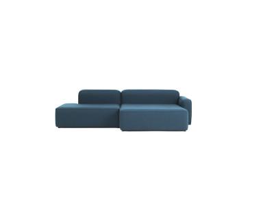 Rope Modular Sofa 320 Wide Left Armrest Fame 60005