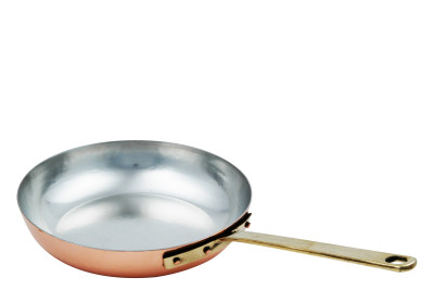 Rounded Pan with 1 Handle Diameter 10 cm
