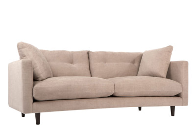 Salone 3 Seater Sofa Beige