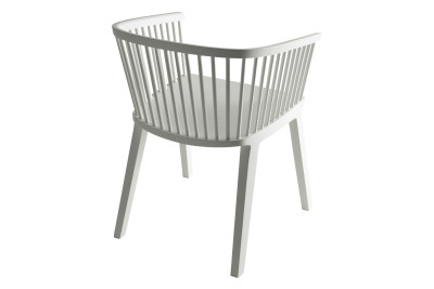 Secreto Armchair White