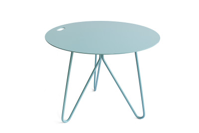 Seis Side Table Blue