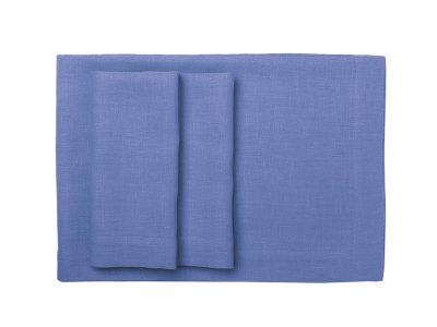 Serenity blue table linens table runner 40x120cm