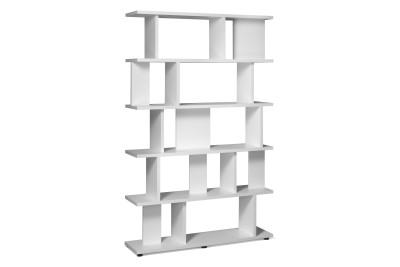SH05 Arie Bookcase White, High