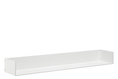 SH06 Profil Shelf with Side Panels Umbra Grey, Long