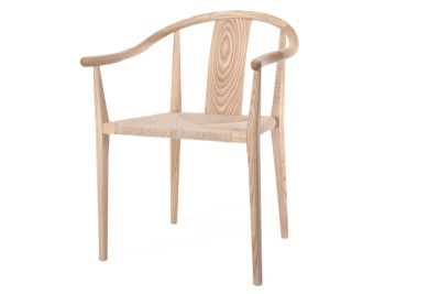 Shanghai Dining Chair Natural with Natural Paper Cord