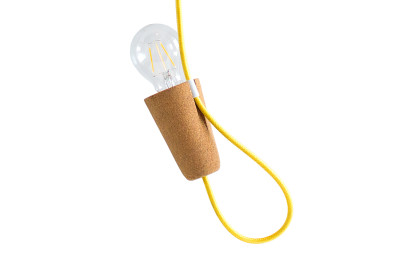 Sininho Pendant Light Yellow Wire