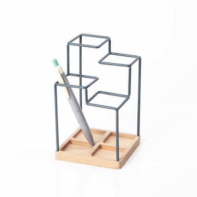 Sketch Desk Tidy Grey