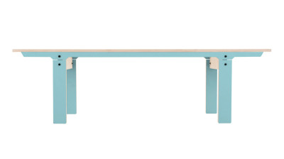 Slim 04 Mid Bench Butterfly Blue
