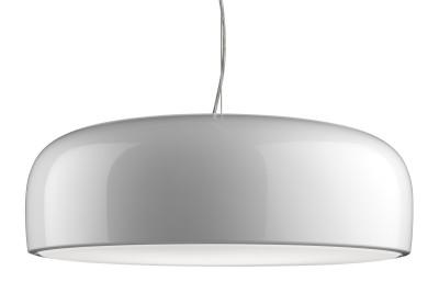 Smithfield Pendant Lamp White