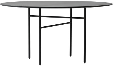 Snaregade Round Dining Table 120 x 120 cm