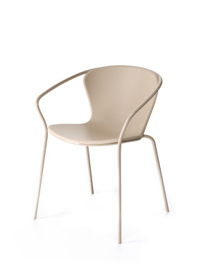 Solea Dining Chair with Arms