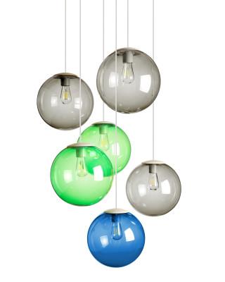 Spheremaker Assorti 6 Grey-Green-Blue