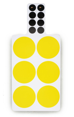 Spots Cutting Board  Yellow