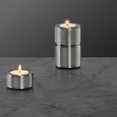 Stacked Candle Holder 3.0 Cold Steel