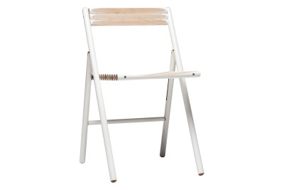 Steel Wooden Folding Chair