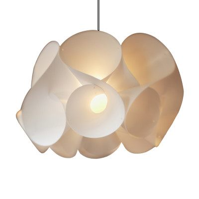 Swirl Light Shade Flat Packed, Large