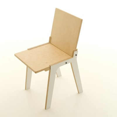 Switch Dining Chair Snow White