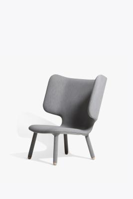 Tembo Lounge Chair Uniform Melange, Ash