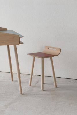 Tonton Chair (for Tonton Desk)