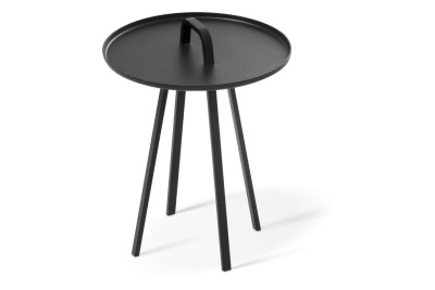 Tor Side Table Black