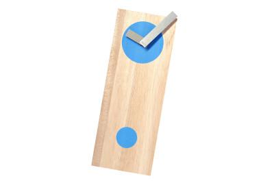 Toymaker's Clock Blue